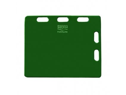 Zábrana dělící a naháněcí, 94 x 76 x 2,5 cm, zelená