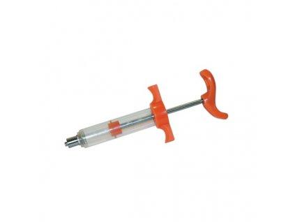 Aplikátor injekční, nylonový, 20 ml LL