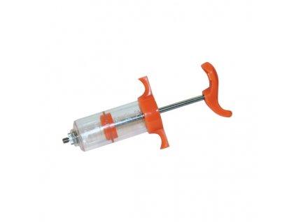 Aplikátor injekční, nylonový, 30 ml LL