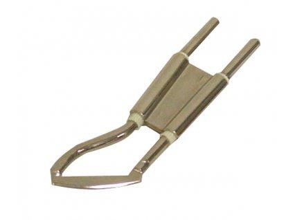Nůž náhradní pro kauter na ocásky, rovný