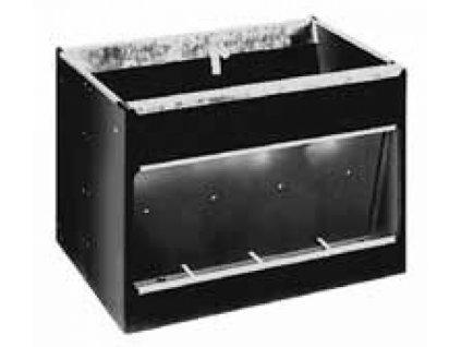 Automatické krmítko, samokrmítko pro prasata Domino FRH-4D