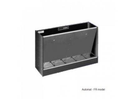Automatické krmítko, samokrmítko pro prasata Domino  FR 1200/6 D