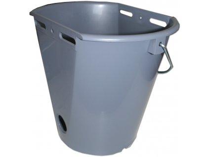 Kbelík napájecí plastový, samostatný
