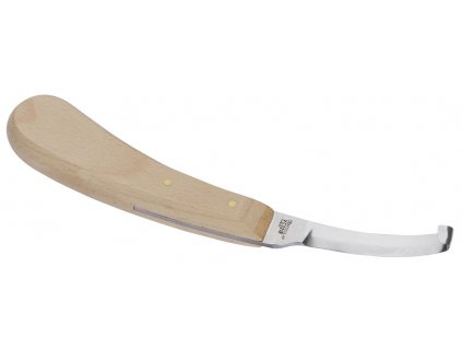 Nůž kopytní Aesculap profi, levý, úzký, tenký břit