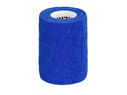 Obvaz samolepící EquiLastic, 7,5 cm, modrý