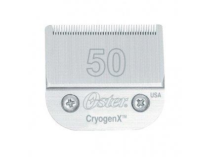 Hlava Oster stříhací pro Strojek Golden A5 č. 50 (0,2 mm), vyholovací