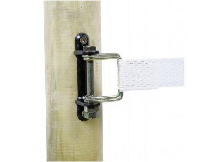 Izolátor páskový rohový pro elektrický ohradník
