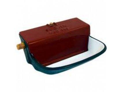 Napáječka hladinová s plovákovým ventilem Suevia 350, litina, smalt, pro ovce, kozy a psy