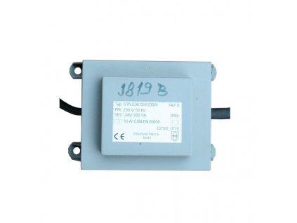 Transformátor 230V/24V, 100 W