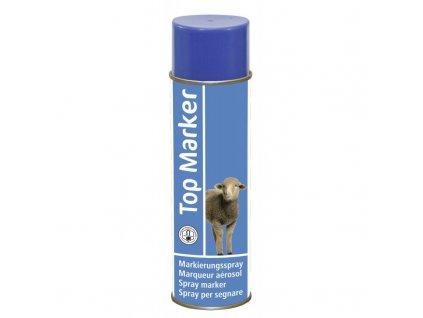 Sprej značkovací na ovce Eurofarm 500 ml, modrá
