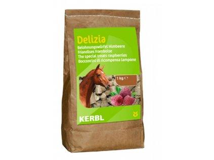 Pamlsek pro koně DELIZIA, malina, 1 kg