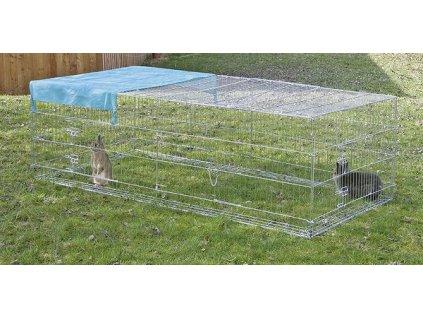 Výběh pro králíky, hlodavce a drůbež 230 x 115 x 70 cm