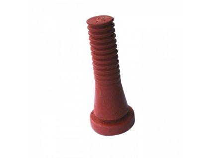 Náhradní gumový prst pro škubačku drůbeže