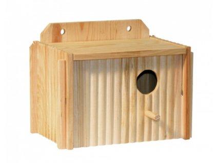 Budka hnízdní pro malé ptactvo 18 x 11 x 16 cm