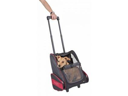 Cestovní taška pro psy na kolečkách Vacation