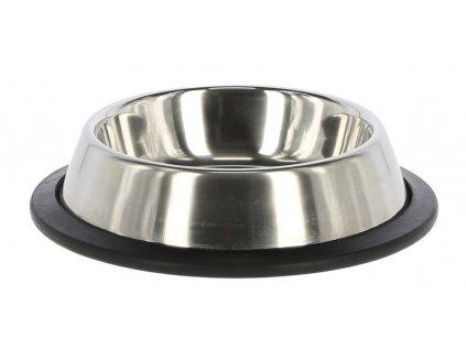 Miska pro psy a kočky, nerezová, 450 ml