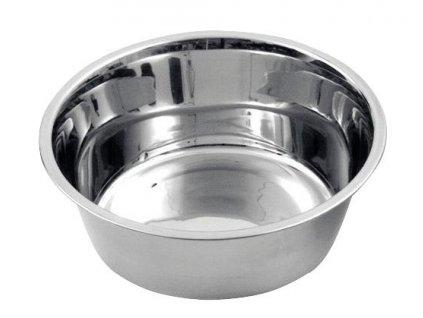 Miska pro psa, nerezová, 1800 ml