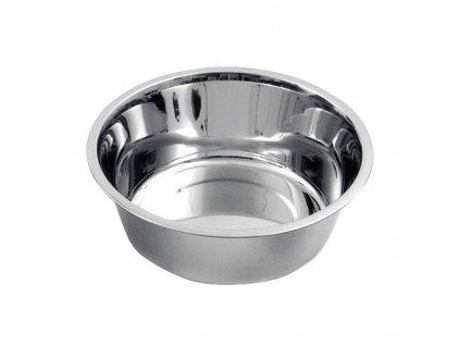 Miska pro psa, nerezová, 2800 ml