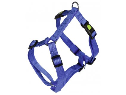 Postroj pro psy Miami 55-76 cm, modrý