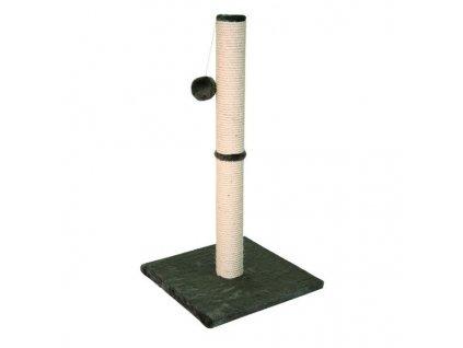 Škrabadlo pro kočky OPAL Maxi, šedá, 78 cm