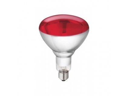 Infražárovka Philips 250 W, červená