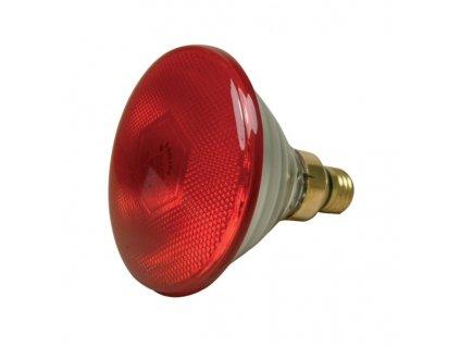 Infražárovka Philips PAR 100 W, červená