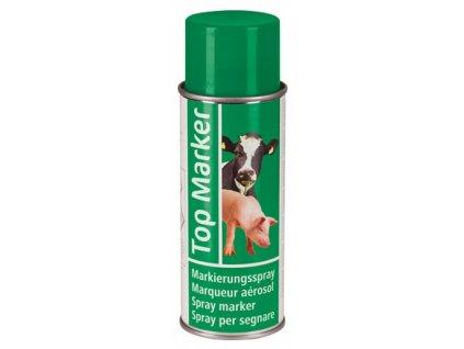 Sprej značkovací TopMarker 200 ml, zelený
