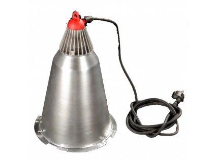 Lampa výhřevná pro mobilní boudu 0900a