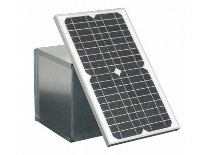 Panel solární 25 W pro zdroj bateriový k elektrickým ohradníkům