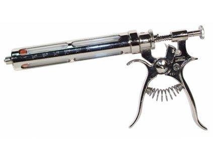 Sas Henke Poloautomat injekční Roux-Revolver, 50 ml LL