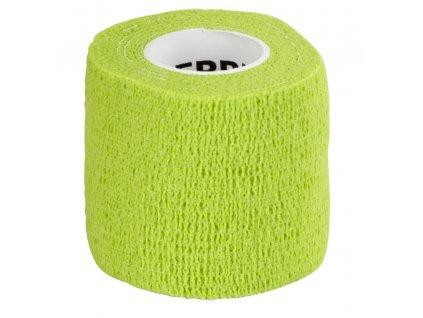 Obvaz samolepící EquiLastic, 5 cm, zelený