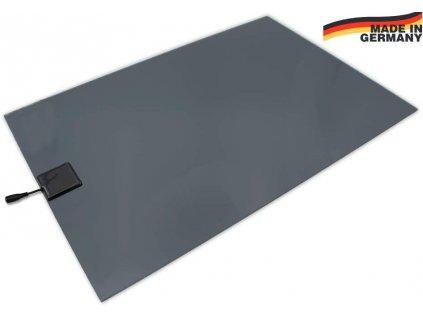 THERMODOG výhřevná deska pro psy, podlážka plast, 58 x 81 cm, 24 V / 50 W, ochrana odním. kabelu