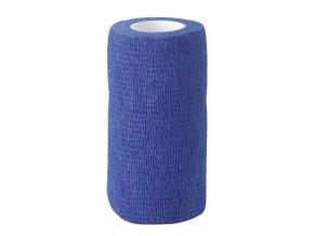 Bandáž na paznehty VETlastic, modrá, šířka 7,5 cm