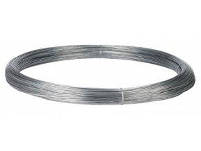 Speciálně galvanizovaný Zn/Al drát na elektrické ohradníky, 2,5 mm, 625 m
