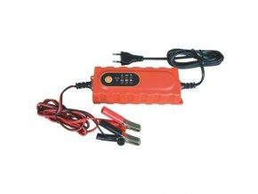 Nabíječka automatická pro akumulátor 12 V pro el. ohradníky