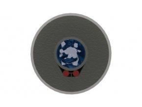 Kabel topný s termostatem, 8 m, 128 W