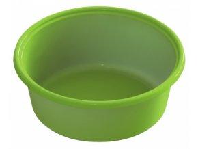Nádoba na krmivo, 6 l, zelená