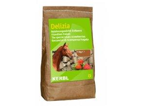 Pamlsek pro koně DELIZIA, jahoda, 1 kg