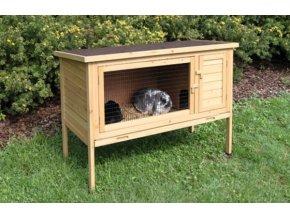 Králíkárna Buddy - kotec pro králíky a jiné hlodavce