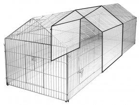 Prodloužení pro výběh (51104a), 110 x 103 x 103 cm