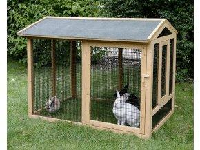 Výběh pro hlodavce ke králíkárně Appartment