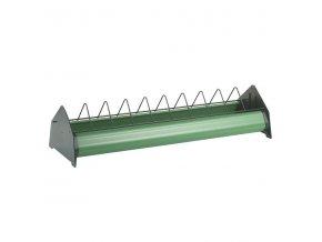 Krmítko pro slepice žlabové TOP, plastové, 20x100 cm