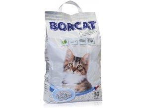Stelivo hrudkující pro kočky a hlodavce Borcat Extra 10 l