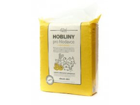 Podestýlka - hobliny 60l citronová vůně