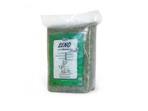 Krmivo a podestýlka - seno 50l