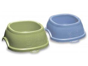 Miska plastová Break 9, 700 ml, pastelově modrá/pastelově zelená