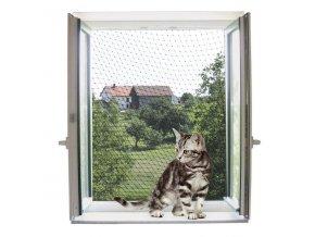 Síť pro kočky ochranná, 4 x 3 m