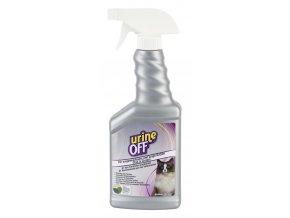 Urine Off - sprej proti skvrnám a zápachu, pro kočky, 500 ml