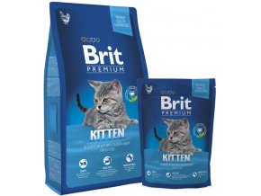 Brit Premium Cat Kitten 800g