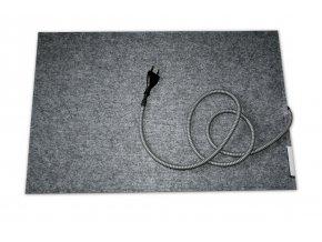 Výhřevná podložka pro psy, topný koberec 40 x 60 cm, 230 V / 20 W
